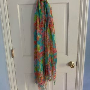 Lilly Pulitzer Scarf